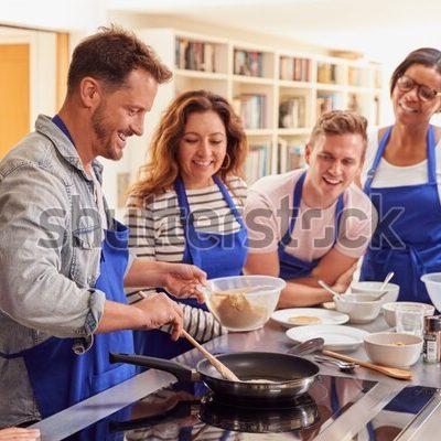 요리교실 사람들 학습 교육