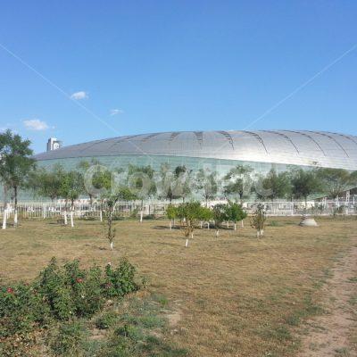 경기장 건물 스포츠센터 돔