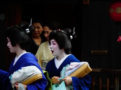 카부키 일본 일본인 화장