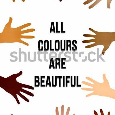 인종 백인 흑인 황인 인종차별 피부색