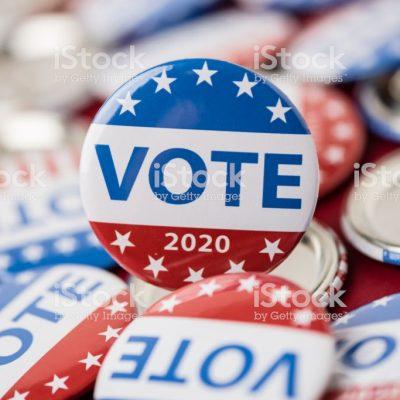 미국 대선 투표 2020