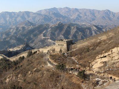 만리장성 중국 베이징 북경 관광지
