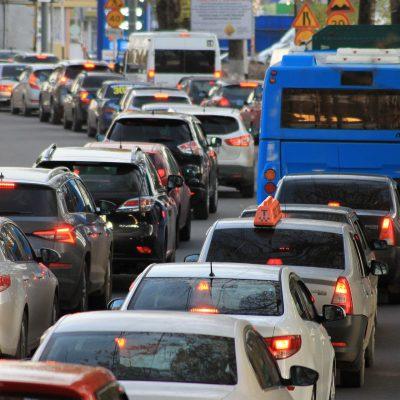 교통 자동차 버스 도로