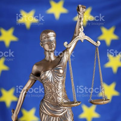 동상 천칭 정의의 여신상 정의 법