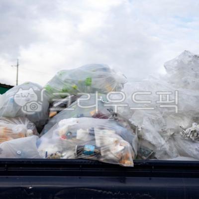 쓰레기 재활용 분리수거 분리배출 환경 폐기물