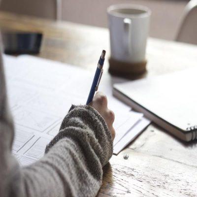 노트 필기 공부 학습 종이 펜