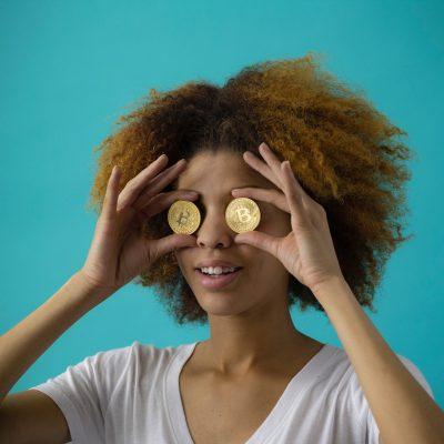 동전 코인 돈 화폐 여성