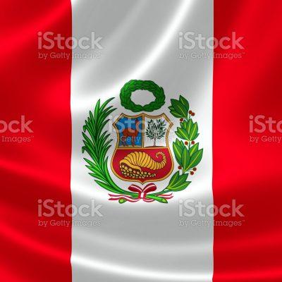 페루 국기 정부기 빨간색