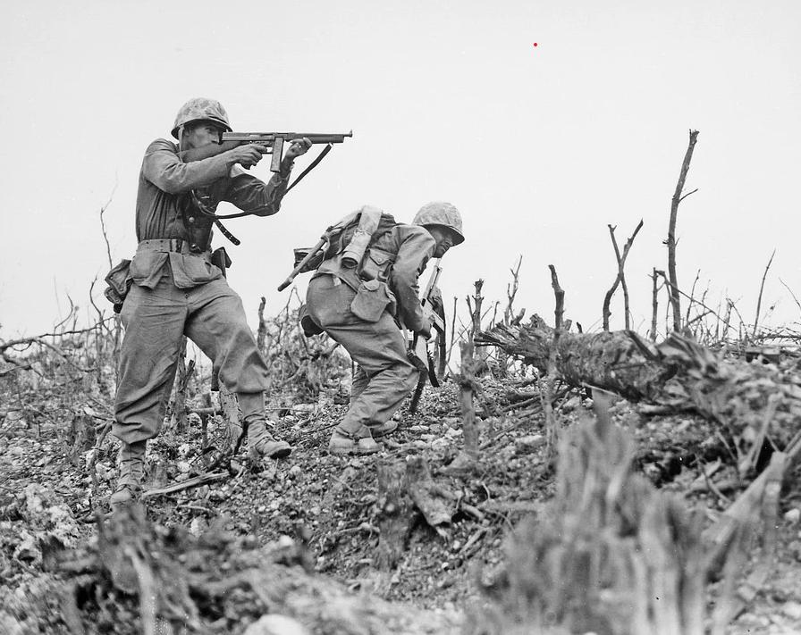 전쟁, 전투, 태평양, 미군, 2차 세계대전, 최윤식