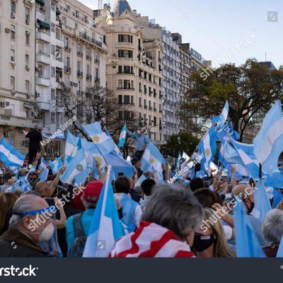 아르헨티나 시위
