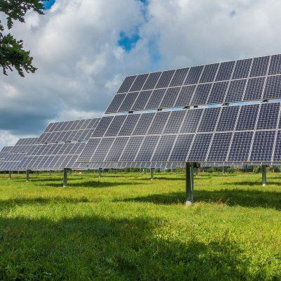 태양광, 재생에너지, 지구온난화
