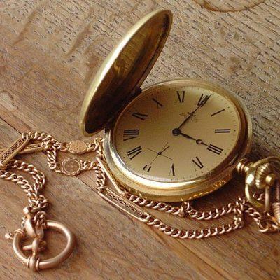 시계, 시간