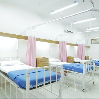 병원 병실 주사 의료 예방 암