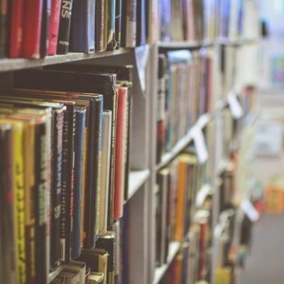 도서관 책 서고 서가 사서