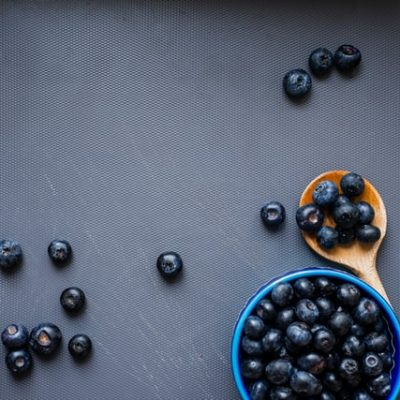 블루베리 냉동 베리 과일