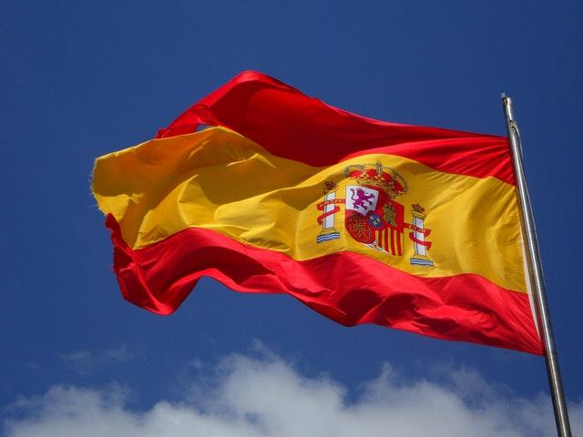 스페인, 국기, 깃발