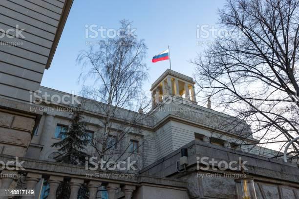 러시아, 러시아 대사관