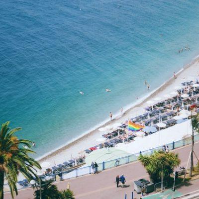 바다 해변 휴가 해수욕장