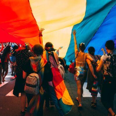 동성애 LGBTQ+ 행진