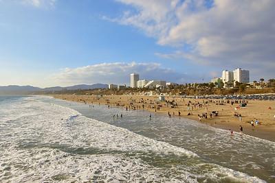 캘리포니아 산타모니카 인구