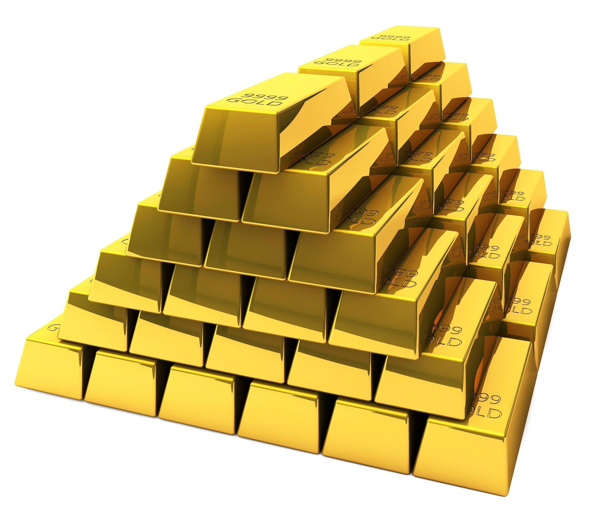 금 투자 사재기