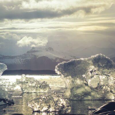 남극 탐사 해양자원