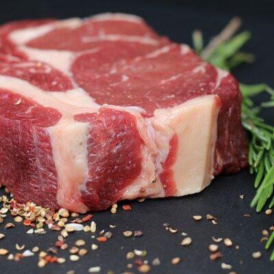 소고기 생고기 스테이크 고기 돼지고기 붉은고기