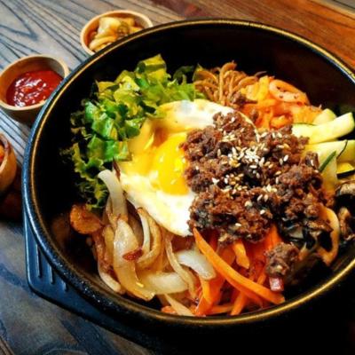 비빔밥 한식