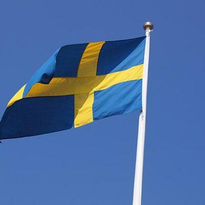 스웨덴, 스웨덴 국기
