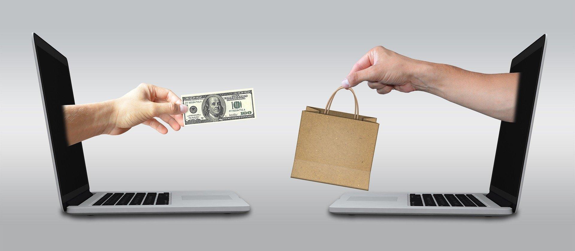 온라인 쇼핑, 618, 전자상거래