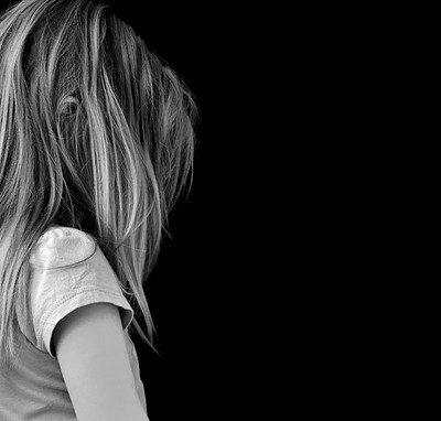 아동 어둠 우울