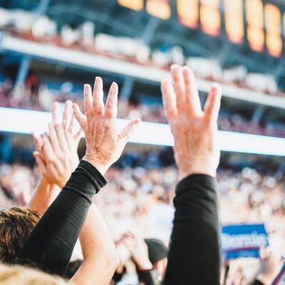 관객, 올림픽, 응원