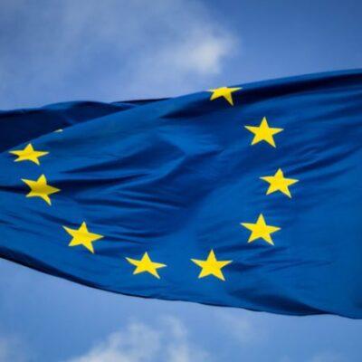 eu, 국기, 유럽연합