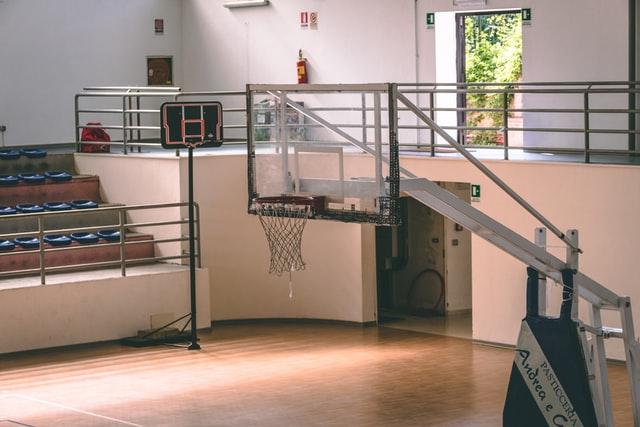 학교 체육관