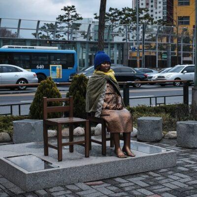 한국, 소녀상, 위안부