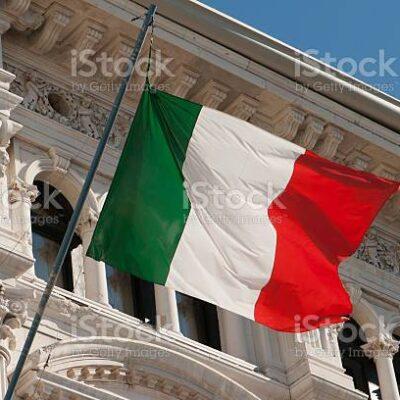 이탈리아, 국기
