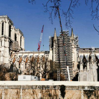 노트르담 대성당 파리 프랑스 성당