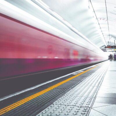 중국 이동수단 자기부상열차