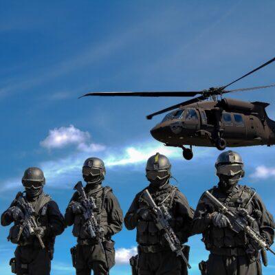 전쟁 군인 육군 헬리콥터