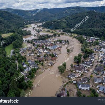 독일 홍수 폭우