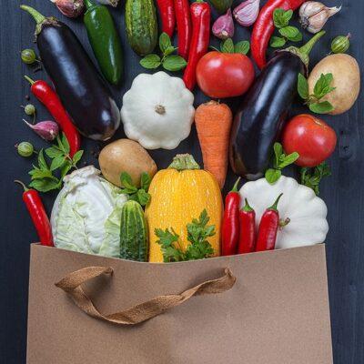 슈퍼푸드, 과일, 채소, 건강