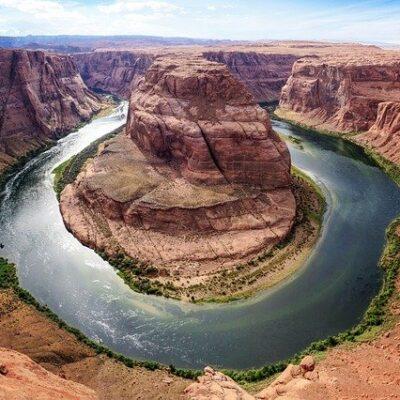 강 가뭄 물부족 콜로라도