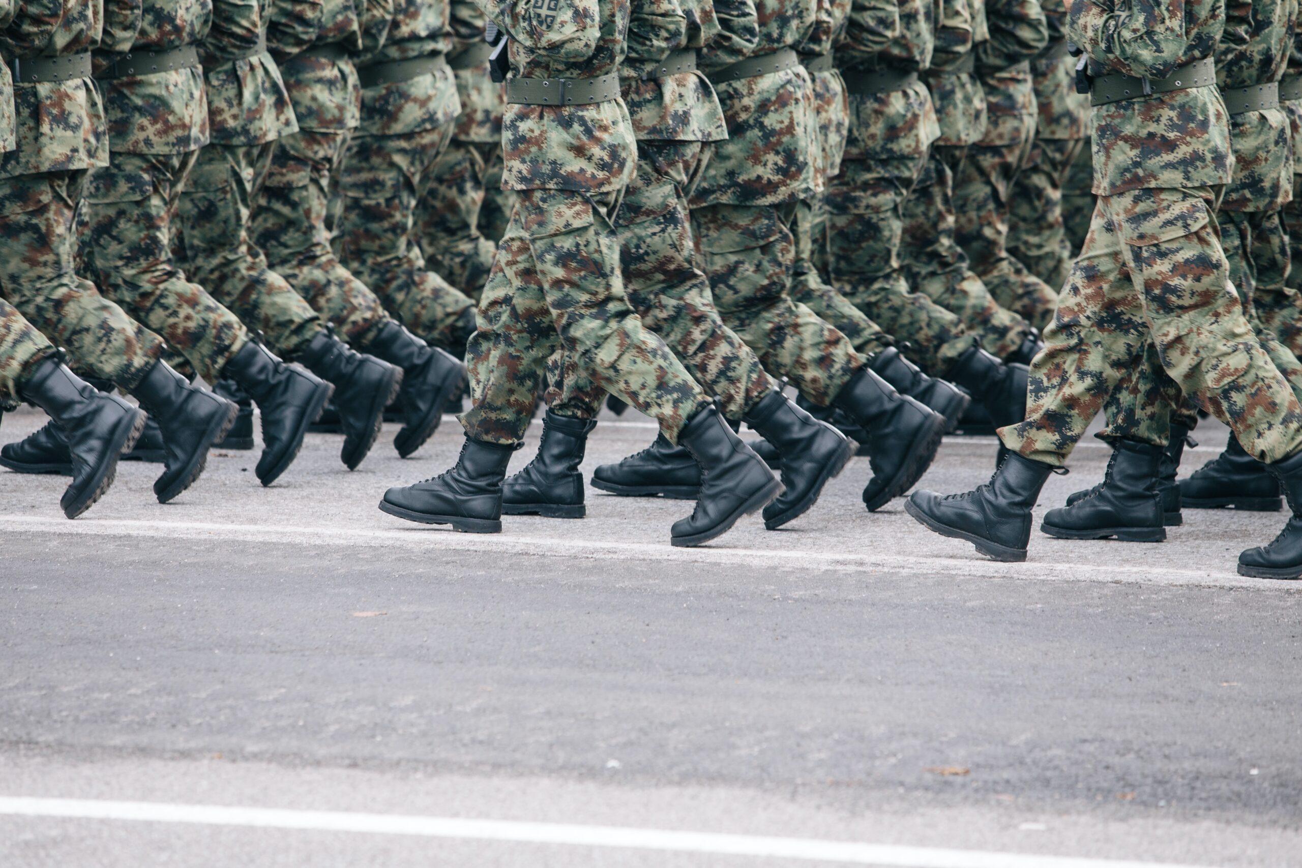 미국 군인 군화