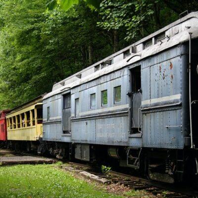 열차, 기차, 탄광열차