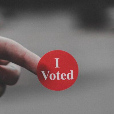 투표 선거 투표인증 대선 총선 지역선거