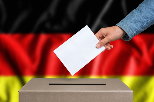 독일 투표